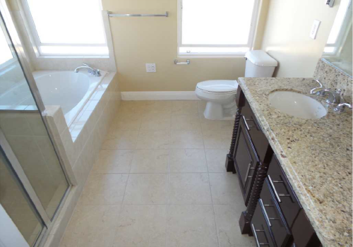 Lawndale Master Bathroom