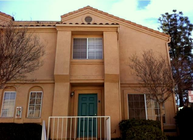 Newhall Town Home Hard Money