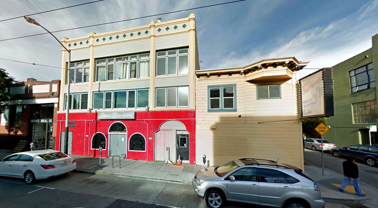 San Francisco Commercial Mixed Use - Hard Money